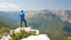 Trekking in Sardegna