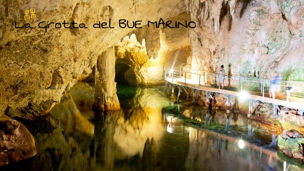 The Cave of the Bue Marino