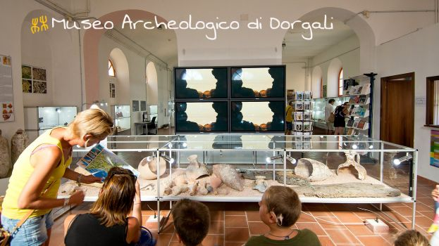Archeological museum of Dorgali