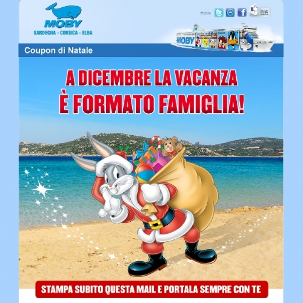 Natale all'Acquario di Cala Gonone