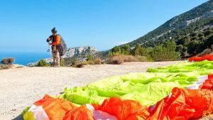 Parapendio - Paragliding
